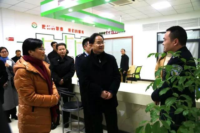 王昌荣:在建设平安中国示范区中走在前列